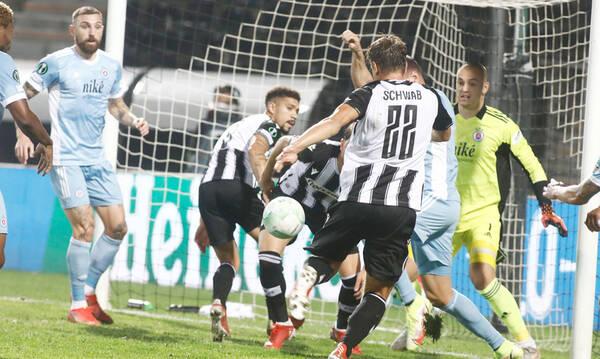 ΠΑΟΚ-Σλόβαν Μπρατισλάβας 1-1: Χαμένη ευκαιρία κόντρα στον κακό του δαίμονα (video+photos)