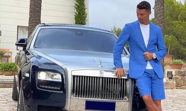 Κριστιάνο Ρονάλντο: Ο οδηγός του περίμενε επτά ώρες σε βενζινάδικο για να γεμίσει την Bentley του!