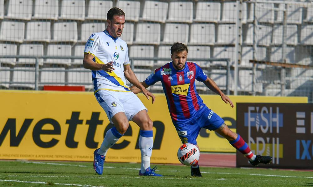 Βόλος-Αστέρας Τρίπολης: Ο Ρεγκατέν σέρβιρε και ο Φεράρι εκτέλεσε για το 2-0! (video)