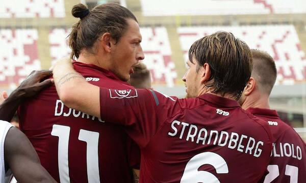 Serie A: Έκανε… σεφτέ στις νίκες η Σαλερνιτάνα! (Video+Photos)