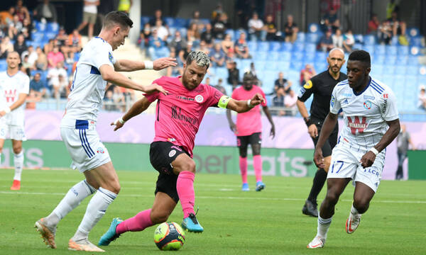 Ligue 1: Ισόπαλο το Μονπελιέ-Στρασμπούρ (Photos)