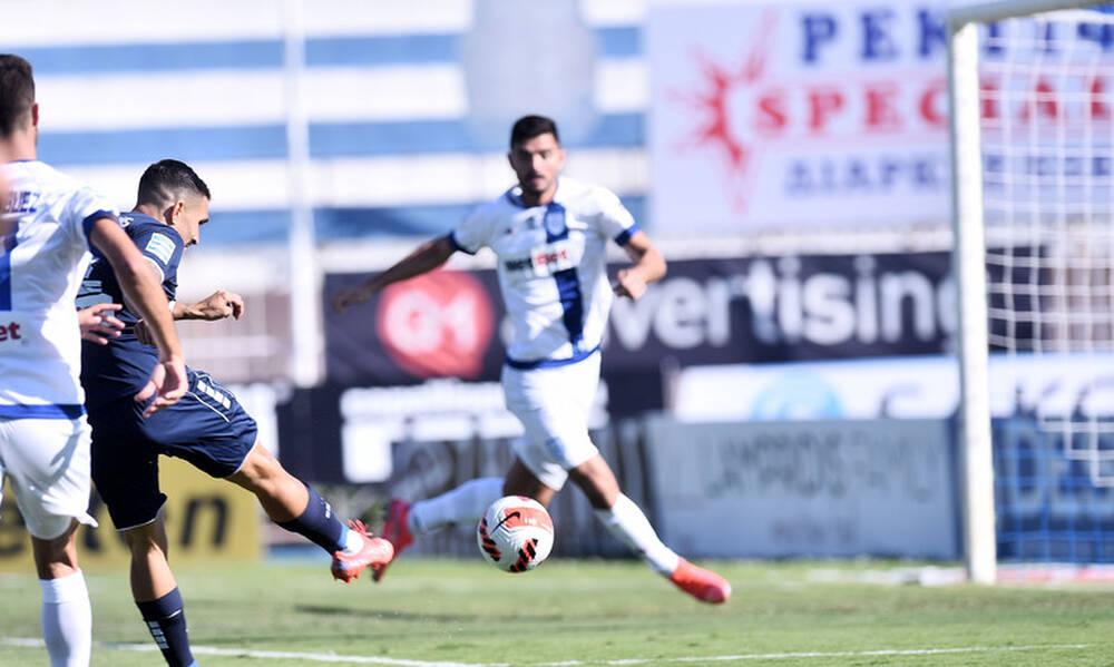 Ατρόμητος-ΠΑΣ Γιάννινα: Ο Κλωναρίδης δεν συγχώρησε την γκάφα του Πίρσμαν κι έκανε το 1-0 (photos)
