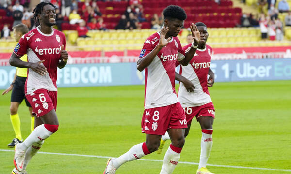 Ligue 1: Άνετα η Μονακό, νίκες για Ναντ και Ανζέρ! (Photos)