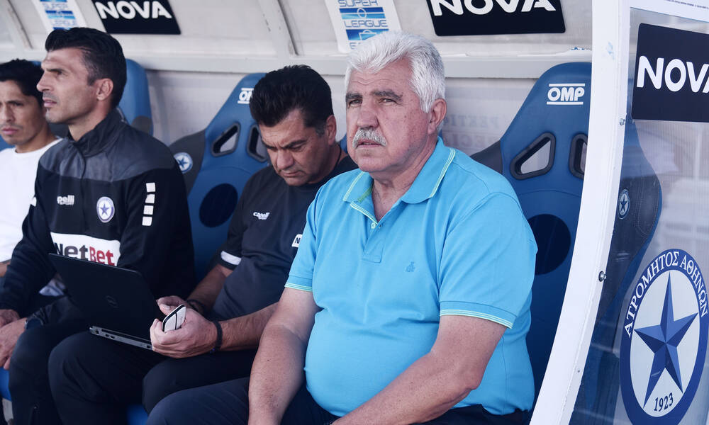 Γκουτσίδης: «Μπορούσαμε δεύτερο γκολ, να βελτιωθούμε»