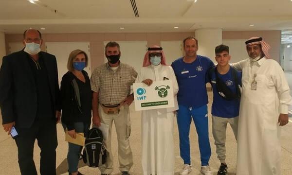 Άρση Βαρών: Στη Σαουδική Αραβία για το Παγκόσμιο Πρωτάθλημα ο Λαμπρίδης