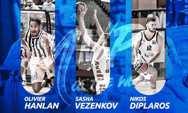 ΕΣΑΚΕ: Ούτε ένας, ούτε δύο, τρεις MVP στην πρεμιέρα!