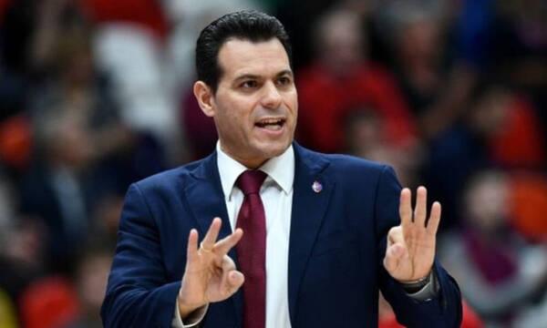 Ιτούδης: «Τιμή και περηφάνια για μένα η θέση του προπονητή της Εθνικής»