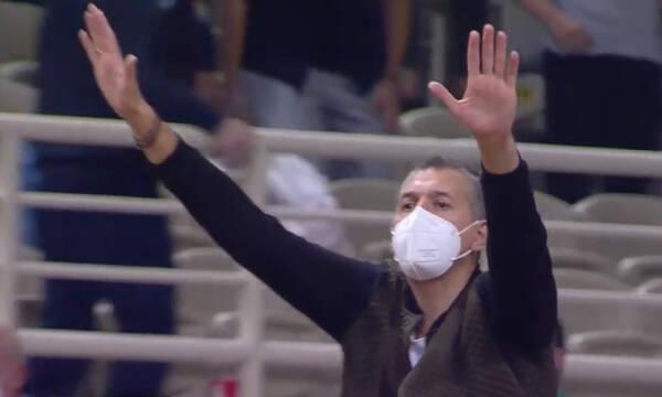 Παναθηναϊκός ΟΠΑΠ: To... άγγιγμα του Δημήτρη Διαμαντίδη στην ανατροπή (video)