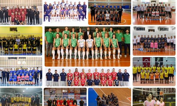 Αφιέρωμα Onsports: Το 51ο θεαματικό και αμφίρροπο πρωτάθλημα της Volley League γυναικών