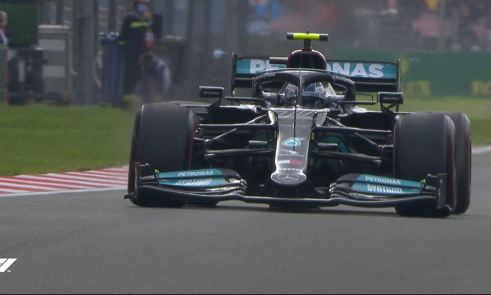 Formula 1: Ταχύτερος ο Χάμιλτον αλλά η ποινή έδωσε την pole position στον Μπότας