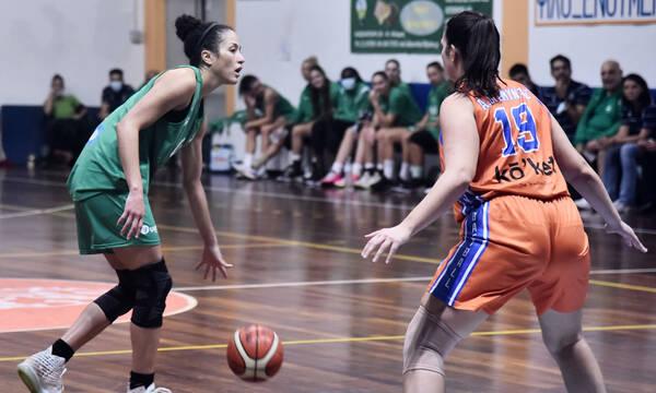 Κύπελλο μπάσκετ γυναικών: «Περίπατος» και πρόκριση για τον Παναθηναϊκό (video+photos)