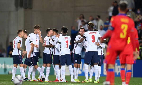 Προκριματικά Μουντιάλ 2022: «Διπλό» η Αλβανία στην Ουγγαρία, πεντάρες Αγγλία-Πολωνία (Vid+Photos)
