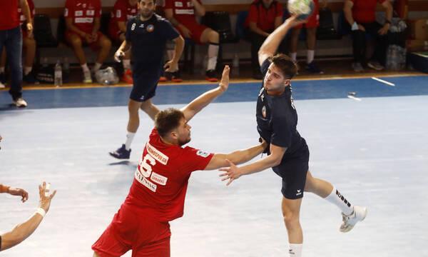 Handball Premier: Το αήττητο διατήρησαν ΠΑΟΚ και Αερωπός Έδεσσας, σήμερα το ντέρμπι ΑΕΚ-ΑΣΕ Δούκα