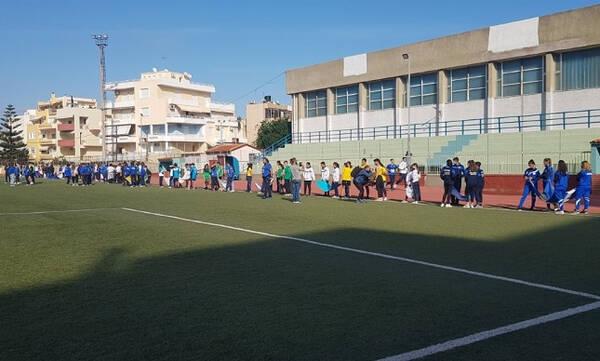 ΣΕΓΑΣ: «Αυλαία» με συγκίνηση στην πρώτη ημέρα των 32ων Αιγαιοπελαγίτικων Αγώνων στη Χίο