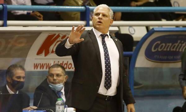 Μανωλόπουλος: «Ας χαρούμε σήμερα, από αύριο σκεφτόμαστε τη Μινσκ»