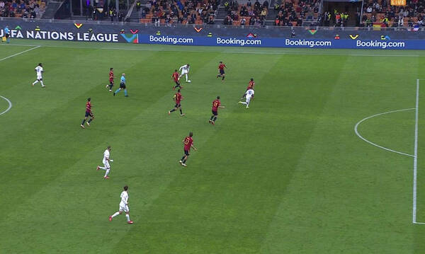 Nations League: Γιατί δεν υποδείχθηκε οφσάιντ ο Εμπαπέ και μέτρησε το κρίσιμο γκολ (Video)
