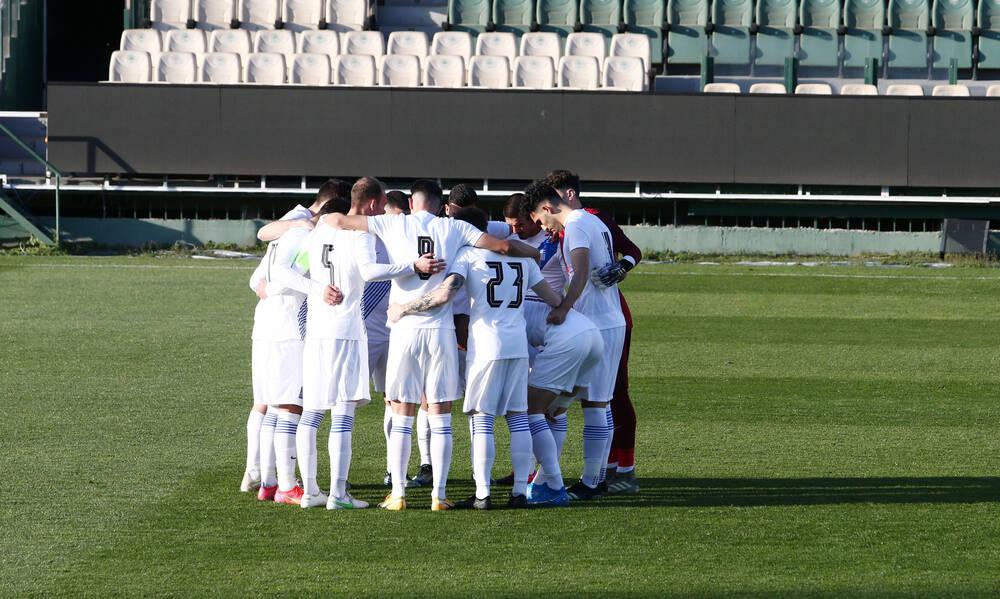 Εθνική Ελπίδων: 13 κρούσματα κορονοϊού, αναβλήθηκε το ματς με την Κύπρο!