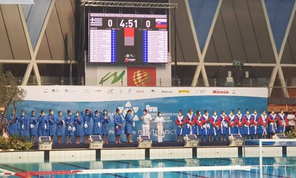 Παγκόσμιο Πρωτάθλημα Νέων Γυναικών: 2Χ2 η Εθνική με το εντυπωσιακό 32-7 τη Σλοβακία (photos)