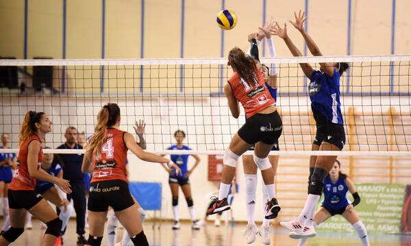 Volley League Γυναικών: Η Πρεμιέρα σε… αριθμούς και οι καλύτερες της 1ης αγωνιστικής