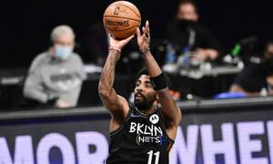 «Βόμβα» στο NBA - Οι Νετς κόβουν το μπάσκετ στον ανεμβολίαστο Ίρβινγκ (photos)