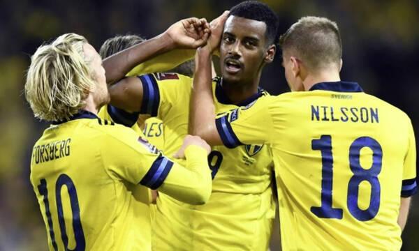 Σουηδία-Ελλάδα: Το είπε και το έκανε ο Άντερσον - Η ενδεκάδα του «τελικού»