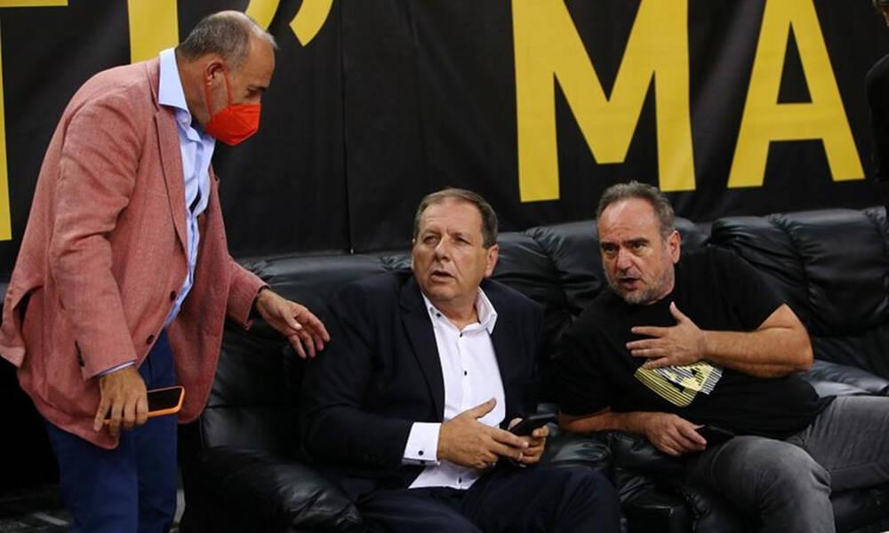 ΑΕΚ: Νέο ban από FIBA