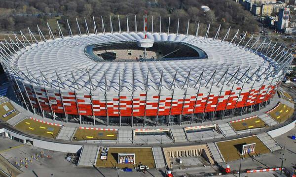 Πολωνία: Ονομάστηκε «Κάζιμιρ Γκόρσκι» το Εθνικό στάδιο! (Video+Photos)