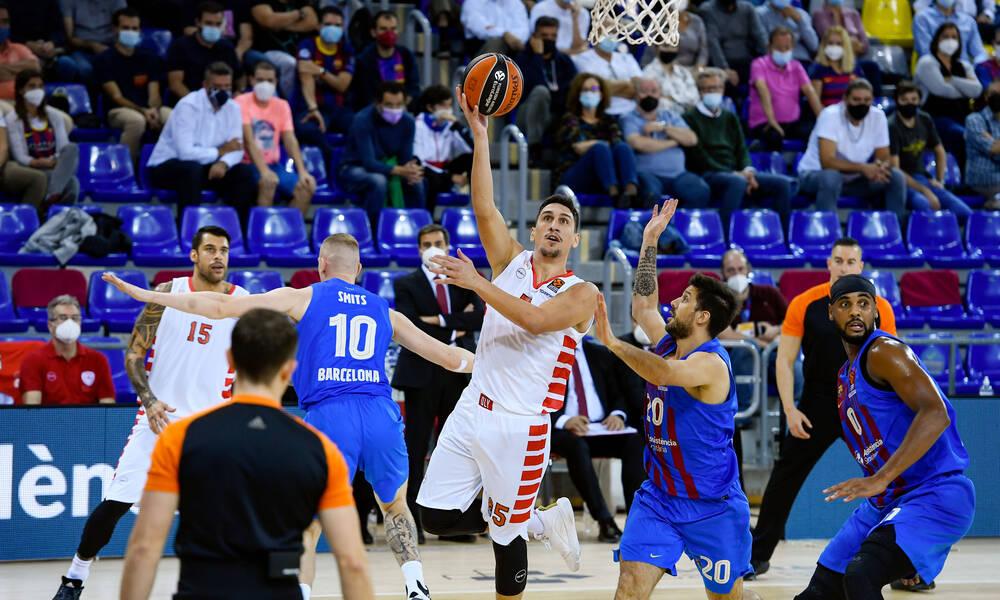 Euroleague: Λύγισε στην παράταση ο Ολυμπιακός - Η βαθμολογία και όλα τα αποτελέσματα