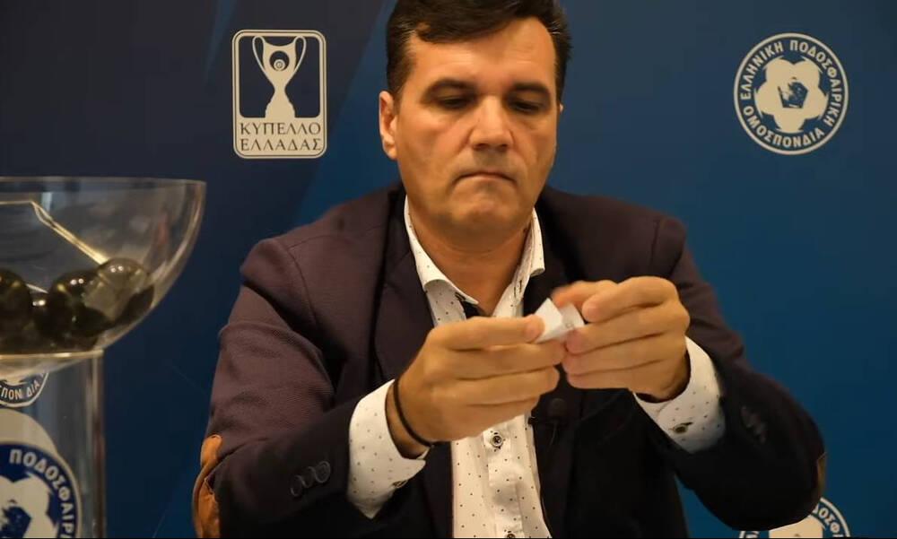 Κύπελλο Ελλάδας: Τα ζευγάρια της 5ης φάσης - Με Ατρόμητο ο Παναθηναϊκός