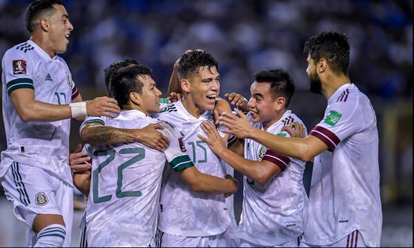 Προκριματικά Μουντιάλ: Νέα νίκη το Μεξικό, ανεβαίνει η Αμερική (videos+photos)