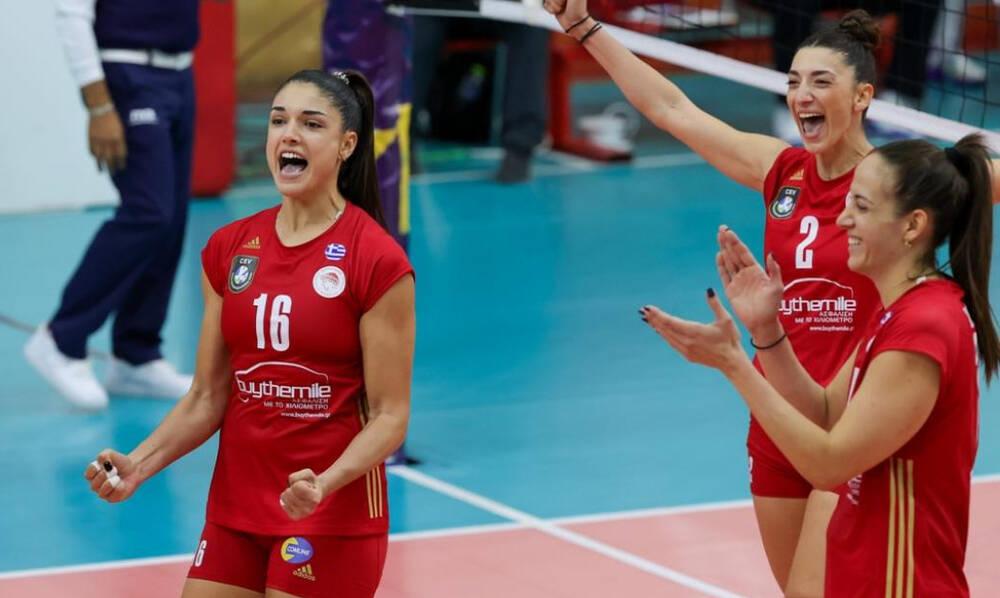 Champions League: Παθιασμένες και έτοιμες για την πρόκριση στο Μινσκ οι «ερυθρόλευκες»!