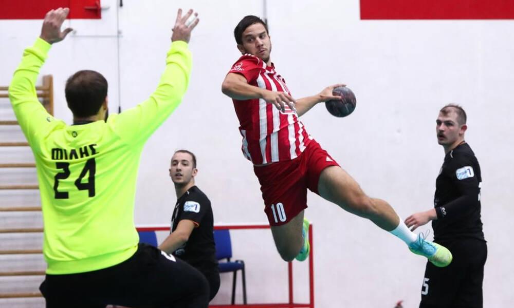 Handball Premier: Το ντέρμπι Ολυμπιακός-ΑΕΚ στο Ρέντη ξεχωρίζει στην 5η αγωνιστική