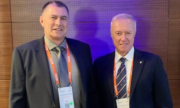 Στίβος: Ο Ντόμπρι Καραμαρίνοφ ο 6ος πρόεδρος στην Ευρωπαϊκή Ομοσπονδία στίβου
