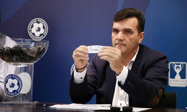 Νίκας: «Αναβαθμίζουμε το Κύπελλο – Τελικός στο ΟΑΚΑ, μέχρι τα νέα γήπεδα»