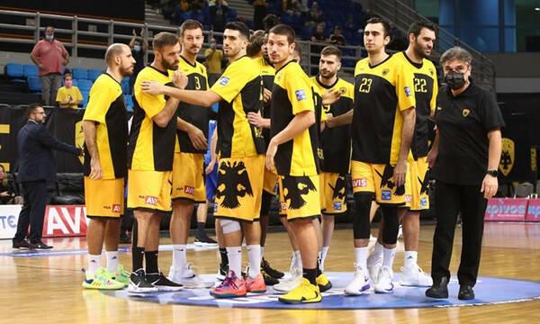 ΑΕΚ: Ακόμα ένα ban από FIBA