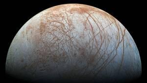 Μόνιμους υδρατμούς στην ατμόσφαιρα του δορυφόρου Ευρώπη εντόπισε το τηλεσκόπιο Hubble