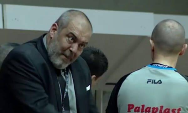 ΠΑΟΚ: Βαριά «καμπάνα» σε Λυκογιάννη και Χατζόπουλο για το ματς με Προμηθέα