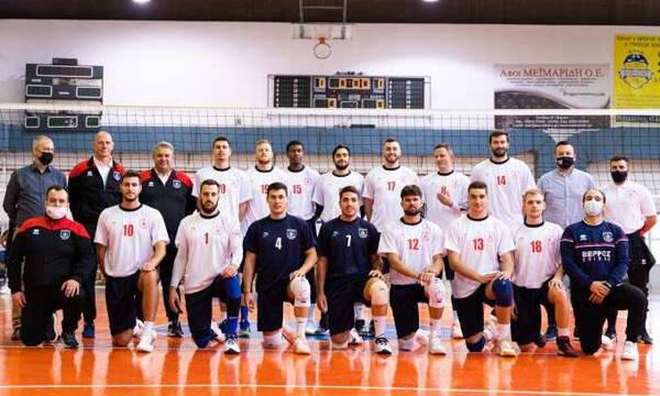 Φίλιππος Βέροιας-Volley League 2021-22: Με σταθερά βήματα προς την καθιέρωση και όνειρο την υπέρβαση