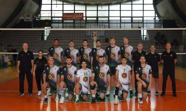 Μίλωνας - Volley League 2021-22: Νιάτα και εμπειρία με στόχο την 6αδα