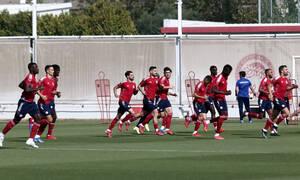 Ολυμπιακός: Με Εμβιλά, Ροντρίγκες η αποστολή για το ματς με τον ΠΑΣ Γιάννινα