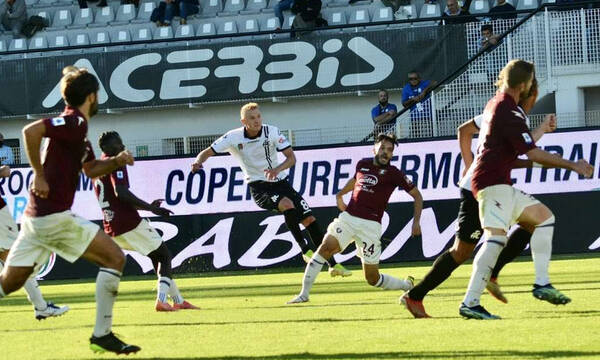 Serie A: Ανατροπή και νίκη για Σπέτσια (Video)