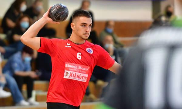 Χάντμπολ-European Cup ανδρών: Αλωσε το Αργος η Δράμα - 17χρονος σημείωσε 14 γκολ