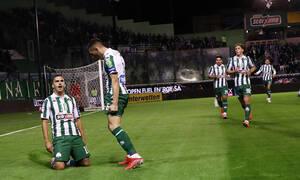 Παναθηναϊκός-Ιωνικός: «Φονιάς» Καρλίτος – Έξι γκολ σε έξι ματς, όσα πέρυσι σε 34! (videos+photos)