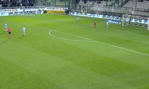 Παναθηναϊκός-Ιωνικός: Χατ τρικ ο Καρλίτος, παρθενικό γκολ για Παλάσιος και 4-1! (Videos)