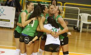 Volley League γυναικών: Νίκες για ΠΑΟ, ΟΣΦΠ, το ντέρμπι η ΑΕΚ - Τα αποτελέσματα και η βαθμολογία