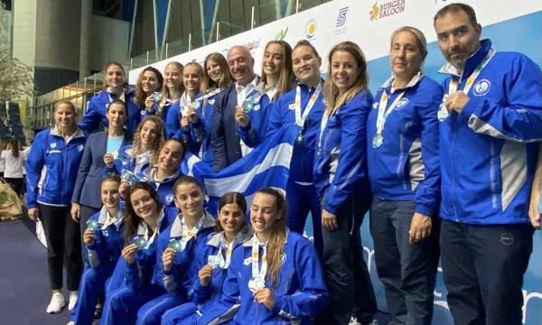 Παγκόσμιο Πρωτάθλημα Νέων Γυναικών - Γιαννόπουλος: «Μας ανοίγει η όρεξη για ακόμη περισσότερα»