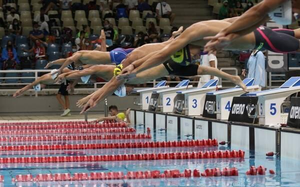 Κολύμβηση: Ρεκόρ σε Χαλάνδρι και Θεσσαλονίκη, μια… ανάσα από το Καζάν η Μαρίλεια Δρασίδου!