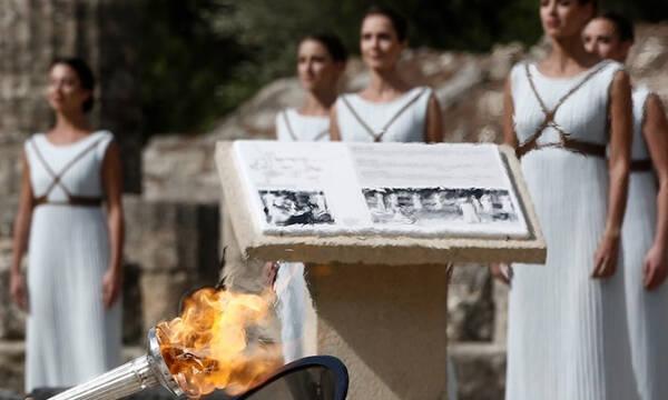 Η Αρχαία Ολυμπία ξανά στο επίκεντρο για την έναρξη του μεγάλου «ταξιδιού» της Ολυμπιακής Φλόγας