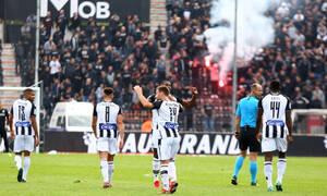 ΠΑΟΚ-Βόλος: Από 0-1 του Φαν Βέερτ στο 4-1 - Ξέσπασμα... ανατροπής στην Τούμπα (photos)