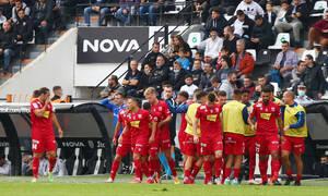 ΠΑΟΚ-Βόλος: Έχουν επιστρέψει ξανά οι Βολιώτες με τρία γκολ σε ένα μισάωρο! (video)